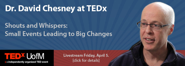 David Chesney at TEDx