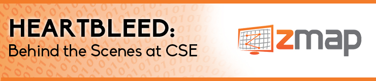 Heartbleed: Behind the Scenes at CSE